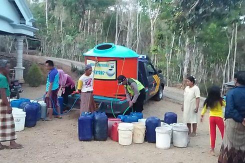 Tiga Mobil Patroli Polisi Dimodifikasi untuk Bantu Distribusi Air Bersih