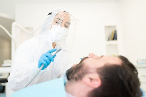 Kematian Dokter Gigi akibat Covid-19 Meningkat, Begini Protokol Periksa Gigi