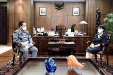 Kepala Bakamla Temui Menlu, Bahas Coast Guard China Terobos Natuna