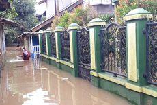 Kali Ciliwung Meluap, Banjir Satu Meter Rendam RW 05 Cawang
