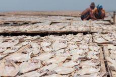 3,35 Kg Ikan Asin Berformalin Ditemukan di Pasar Yogya