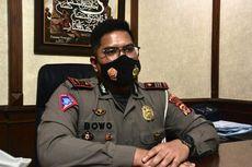 Polisi Ciamis Awasi 24 Jam Gerbang Masuk Jabar-Jateng