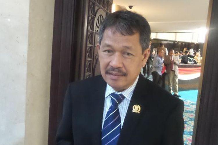 Anggota komisi D DPRD DKI Jakarta Prabowo Soenirman