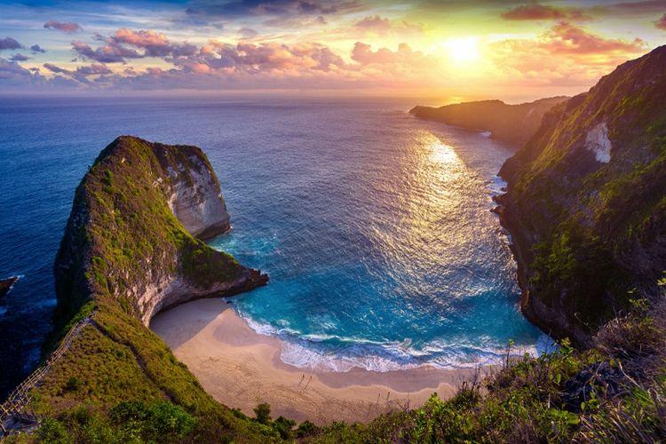 Pantai Kelingking, Nusa Penida