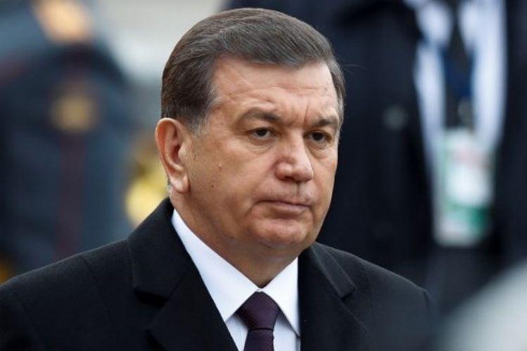 Presiden Uzbekistan Shavkat Mirziyoyev