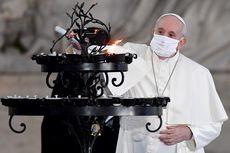 Paus Fransiskus Sudah Mendapat Vaksin Covid-19