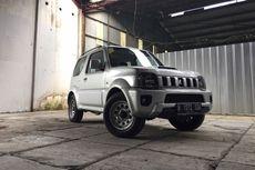 Sosok Suzuki Jimny untuk Indonesia