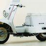 Intip Spesifikasi AH Topper, Satu-satunya Skutik Harley-Davidson