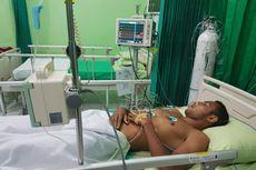 Dihajar Usai Tikam Warga, Oknum TNI Alami Pendarahan di Otak