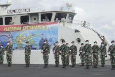 Satuan Lintas Laut Militer III TNI AL Resmi Berdiri di Makassar
