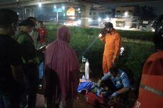 Asmanya Kambuh, Seorang Pria Terpeleset dan Tenggelam di Kalimalang