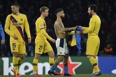 Barcelona Vs Napoli, Rekor Buruk Membayangi Blaugrana