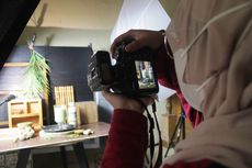 Kiprah Ani, Seorang Ibu yang Sukses Jadi Fotografer Produk UMKM