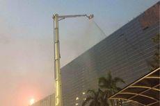 Gedung JIExpo yang Terbakar Punya Ballroom untuk Kegiatan Asian Games 2018