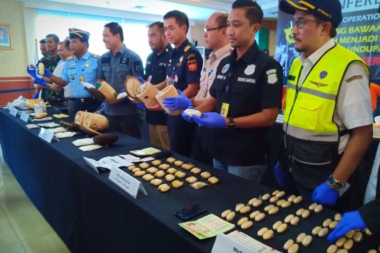 Pengungkapan Kasus Narkoba oleh Bea Cukai Bandara Soelarno-Hatta