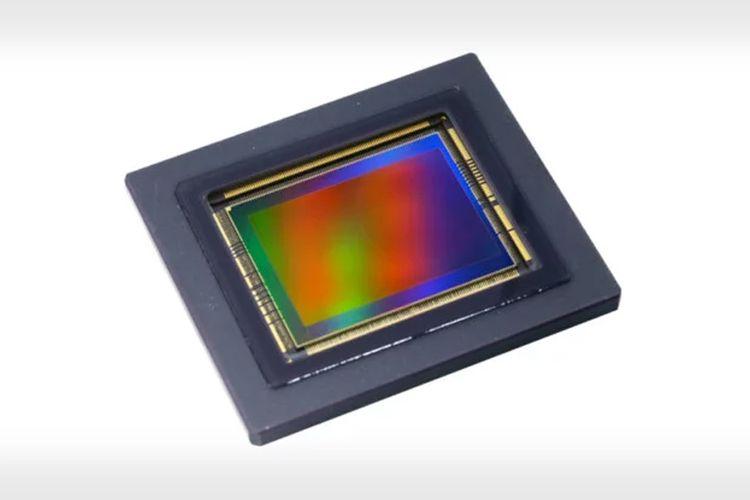 Ilustrasi sensor kamera