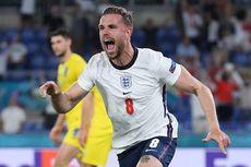 Cetak Gol bagi Timnas Inggris untuk Kali Pertama dalam 11 Tahun, Jordan Henderson Semringah