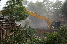 Lurah Kampung Melayu Berharap Penertiban Kampung Pulo Selesai Hari Ini