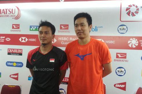 Indonesia Masters 2020, Ahsan/Hendra Lega Bisa Lewati Laga Krusial