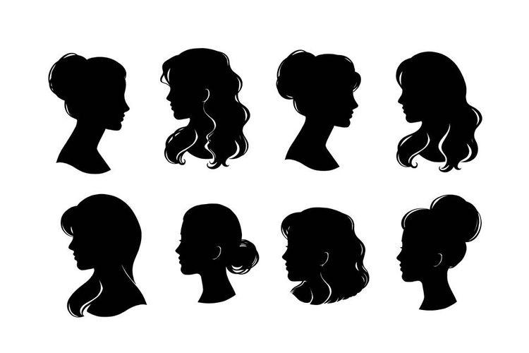 Ilustrasi perempuan