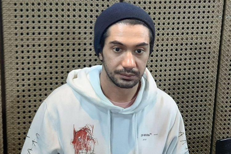 Aktor Reza Rahadian saat ditemui di Galeri Indonesia Kaya, Jakarta, Selasa (22/10/2019).