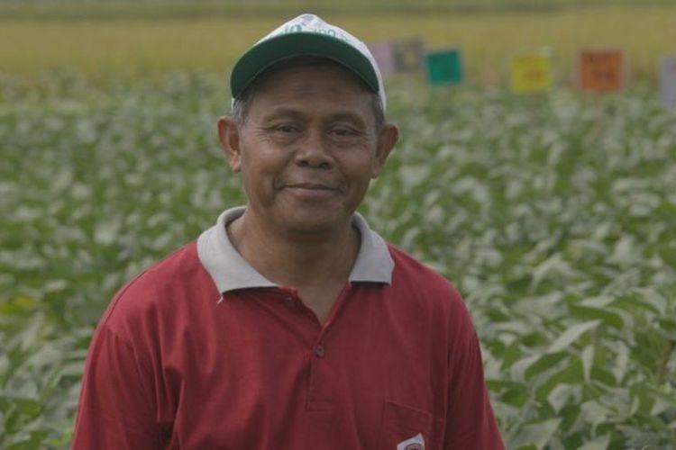 Ali Mohtar mengatakan perubahan iklim juga memengaruhi produksi kedelai, yang berdampak pada kualitas dan, akhirnya, harga.