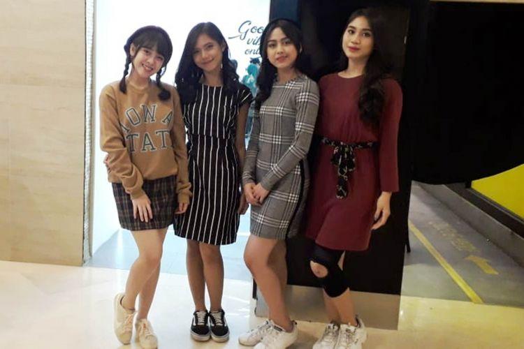JKT48 Menyapa Fans di Medan