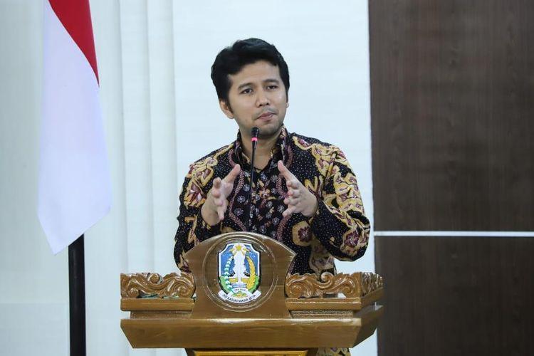 Wakil Gubernur Jawa Timur Tekankan Pentingnya Penerapan Big Data