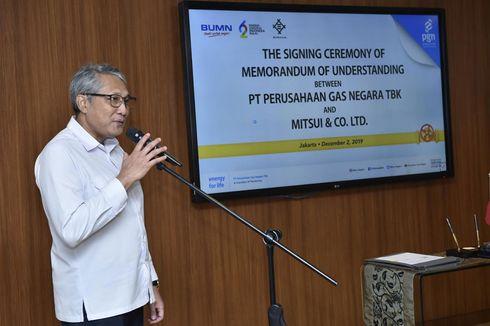 PGN Manfaatkan TIK untuk Kembangkan Bisnis dan Infrastruktur Gas Bumi