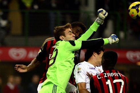 Milan Sementara Tertinggal