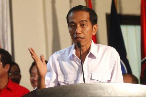 Mahasiswa Polewali Mandar Deklarasikan Relawan Merah Putih untuk Jokowi