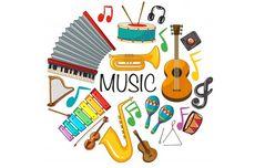 Jenis Alat Musik Berdasarkan Sumber Bunyinya