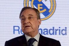 Florentino Perez: European Super League Belum Mati!