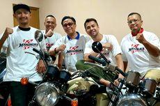Raffi Ahmad Jadi Duta Tim MotoGP Indonesia