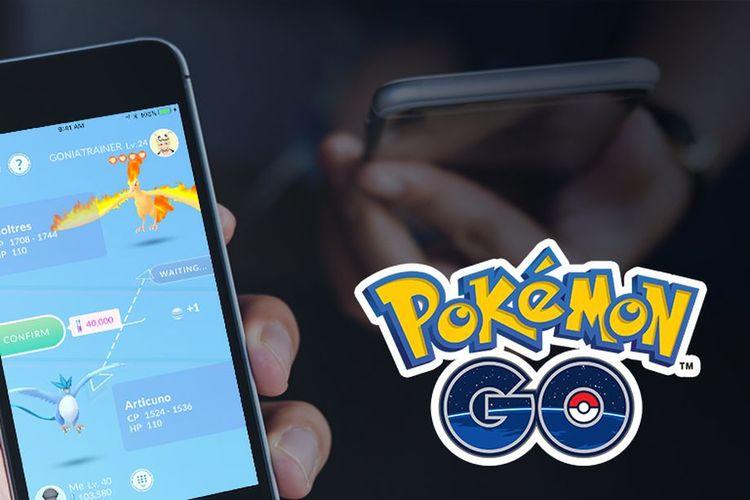 Pokemon Go bakal merilis fitur Pokemon Trading pada musim panas tahun ini