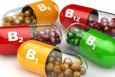 Asupan Vitamin B12 Lindungi Otak dari Penuaan