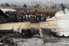 Pilot Tertekan dan Menangis Jadi Penyebab Kecelakaan Pesawat di Nepal