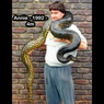 Annie, Ular Anaconda Tertua di Dunia, Masuk Guinness World Records
