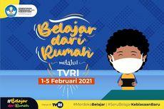 Jadwal TVRI Belajar dari Rumah, Jumat 5 Februari 2021