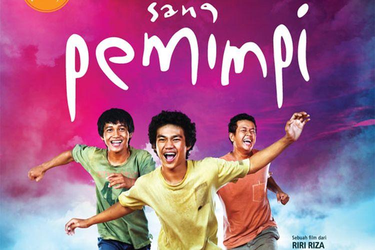 Cover Film Sang Pemimpi