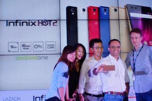 Android One Generasi Kedua Resmi Masuk Indonesia