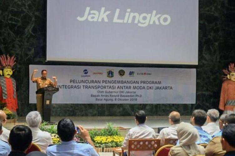 Pemerintah Provinsi (Pemprov) DKI Jakarta mengganti nama program One Karcis One Trip (OK Otrip) dengan nama Jak Lingko yang memiliki arti Jakarta Berjejaring.