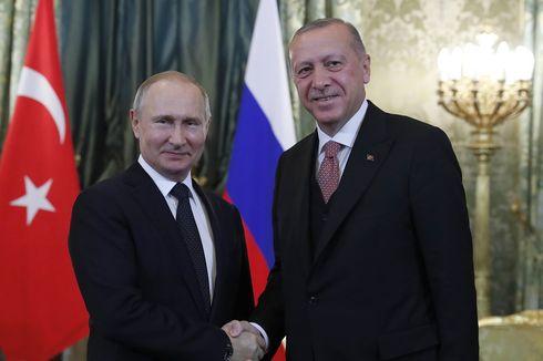 Menurut Erdogan, Seharusnya NATO Senang jika Turki Beli Sistem Rudal S-400