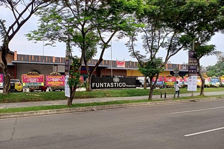 Funtastico @Bintaro, Tangerang Selatan.