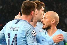 Link Live Streaming Liga Champions, Man City Vs Lyon Dini Hari Nanti