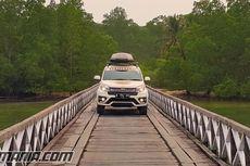 Terios 7 Wonders Tuntaskan Petualangan 2.058 km di Kalimantan