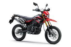 Kawasaki D-Tracker SE Punya Baju Baru, Harga Masih Sama