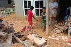 Banjir Bandang di Melawi, Jembatan Putus dan Ratusan Rumah Rusak