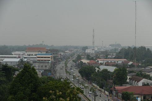 Kabut Asap Selimuti Langit di Thailand Selatan, Disebut Akibat Karhutla di Indonesia