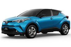 Toyota Pastikan CH-R Hibrida Dijual di Indonesia